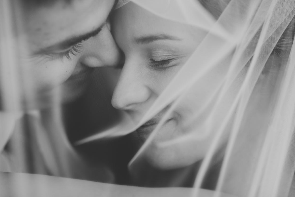fotografia ślubna portret